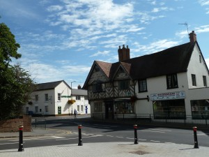 Southam Pharmacy is on Market Hill