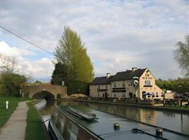 The Canal at Birdingbury Village