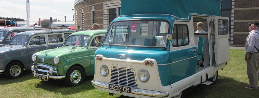 cd80ddca55 This annual Show has an impressive range of light commercial vehicles  including camper vans